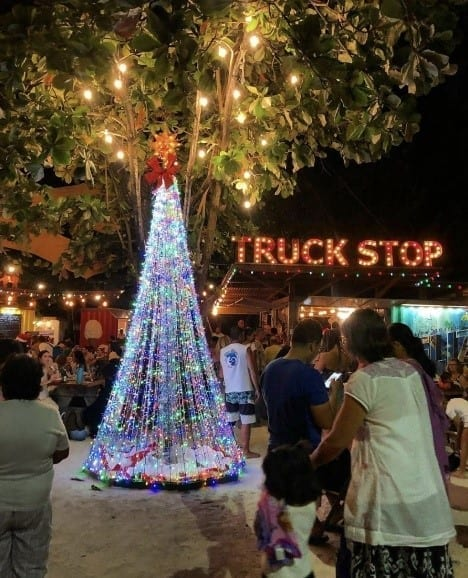 Holiday Market at the Truck Stop