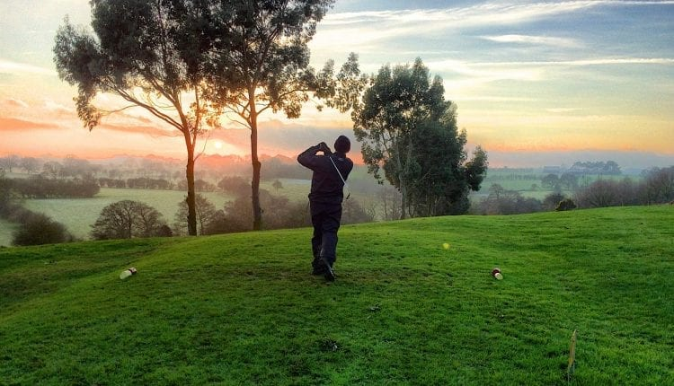 golf overseas