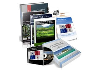 Live and Invest in Panama Home Conference Kit