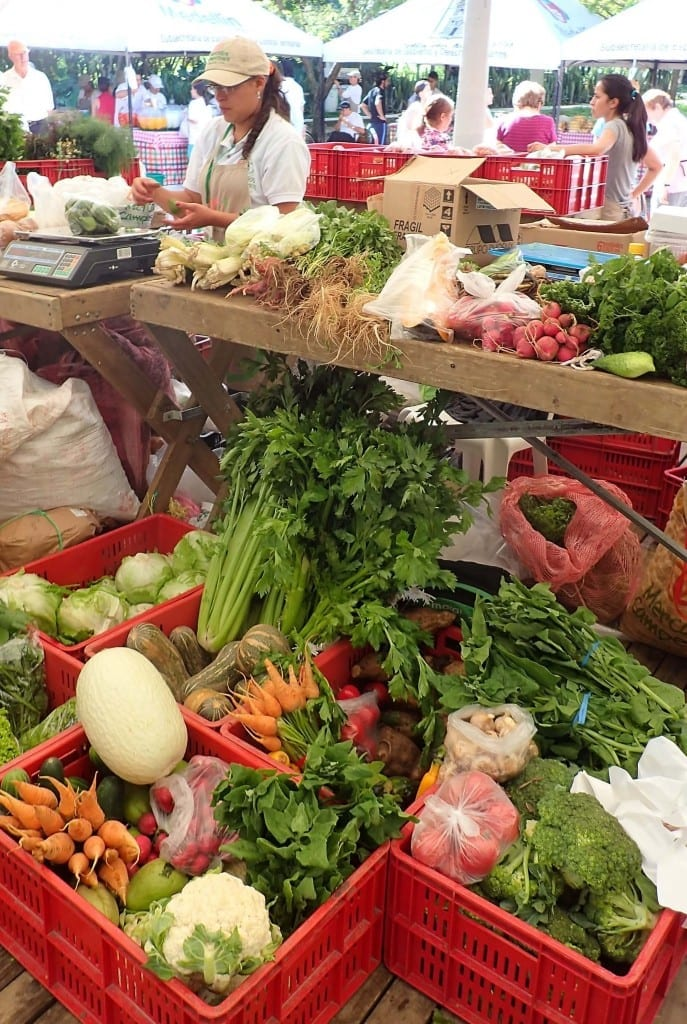 Fresh Produce - Mercados Campesinos