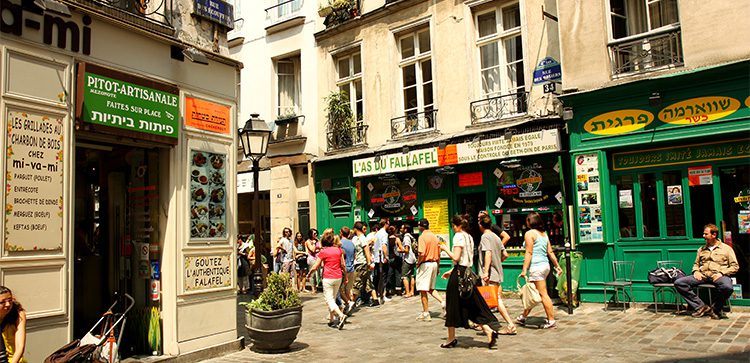 Le Marais, Paris, France | Live and Invest Overseas
