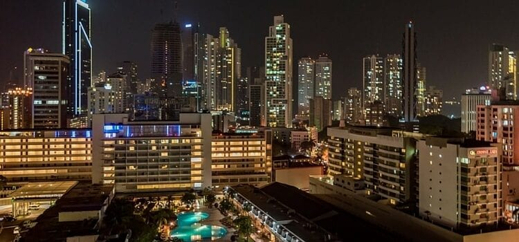 El Cangrejo, Panama City, Panama