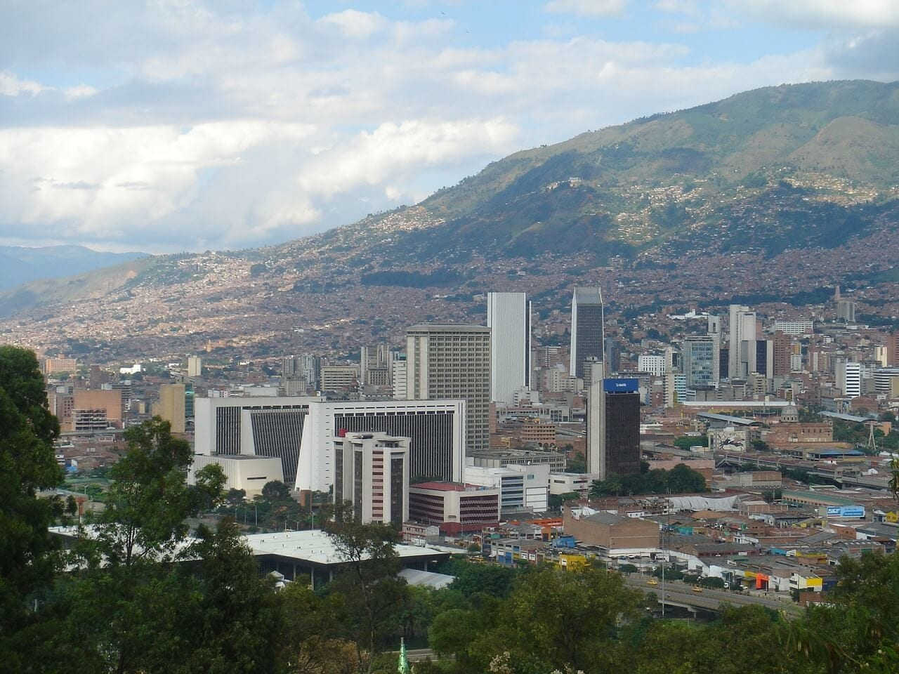 Living In Colombia Is Good For Your Health