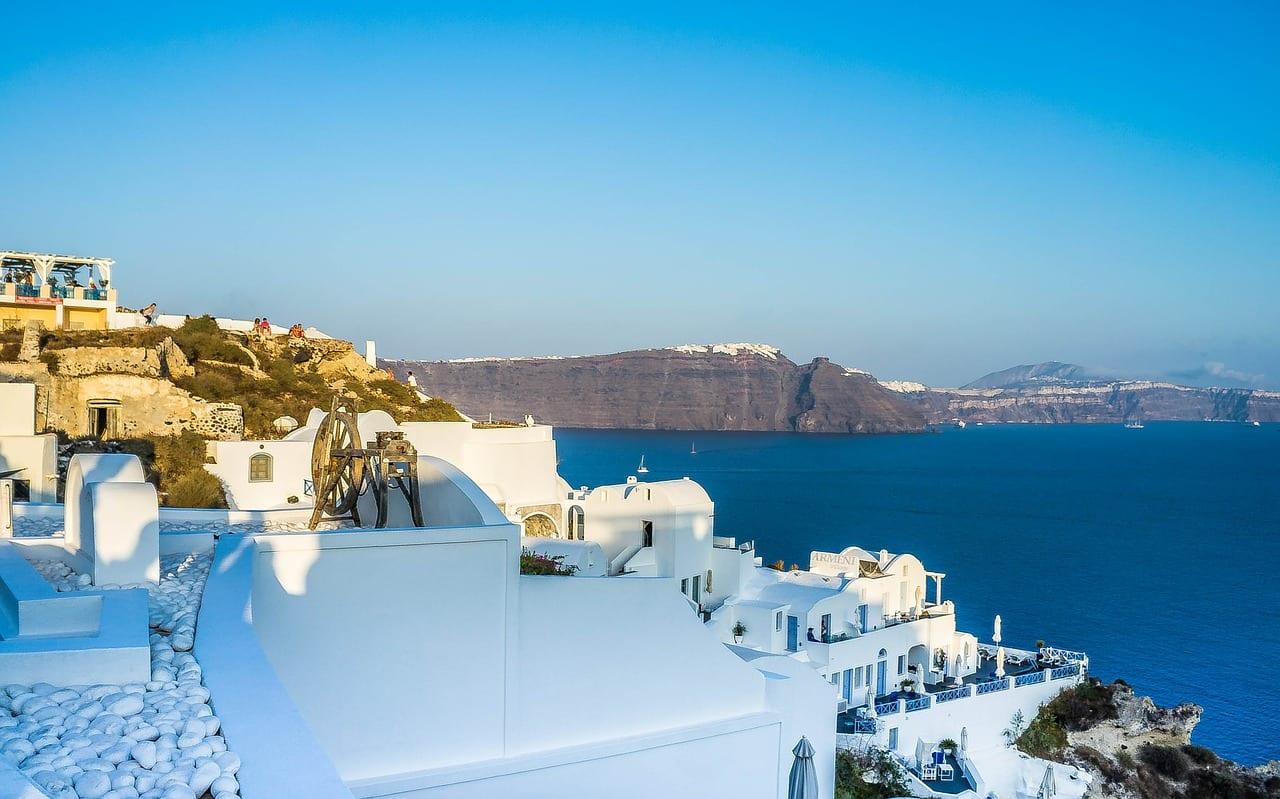 Buy Property In Santorini Greece