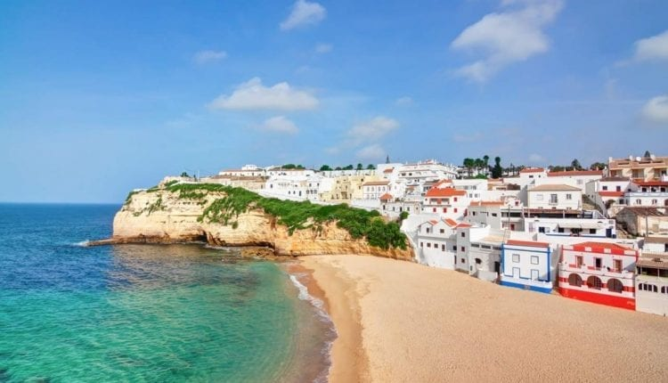 Algarve, Portugal Coast