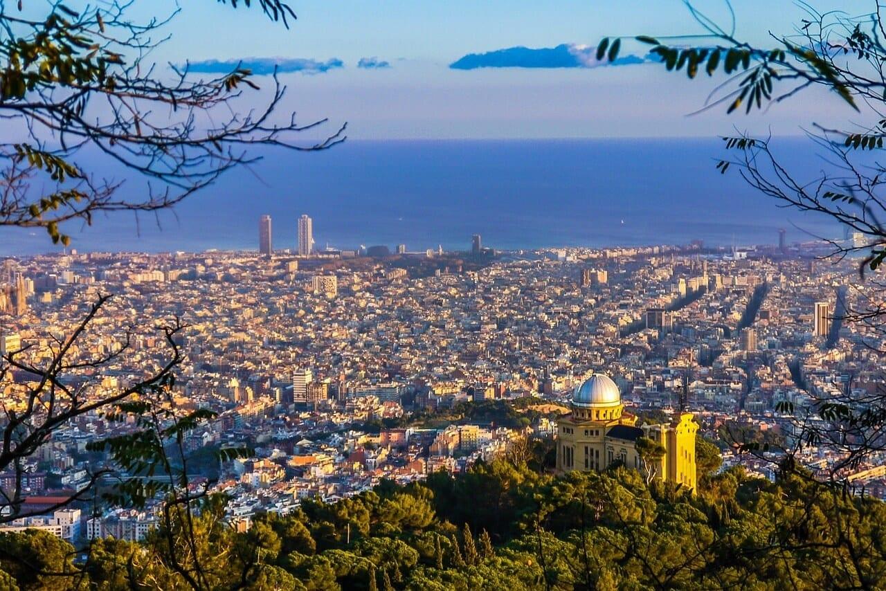 Living In Barcelona, Spain