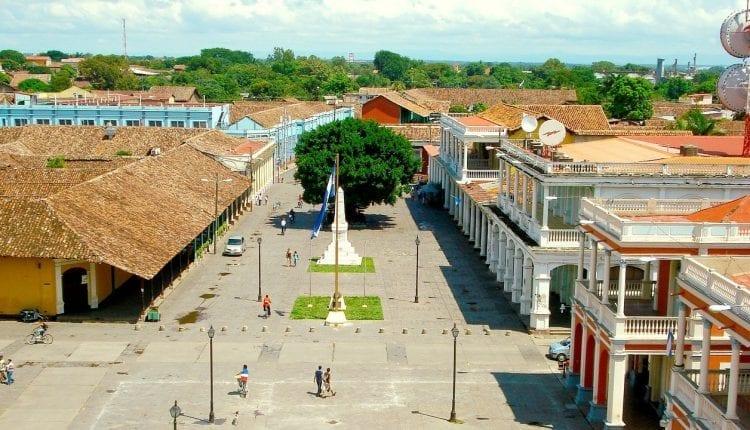 Cologne City In Granada, Nicaragua