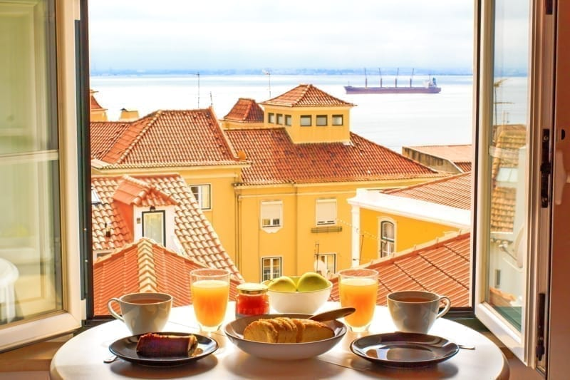 Home in Lisbon, Portugal