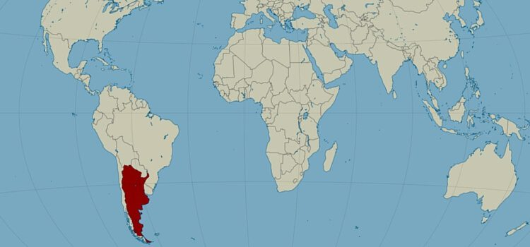 Map Of Argentina Where Is Argentina Located - Argentina global map
