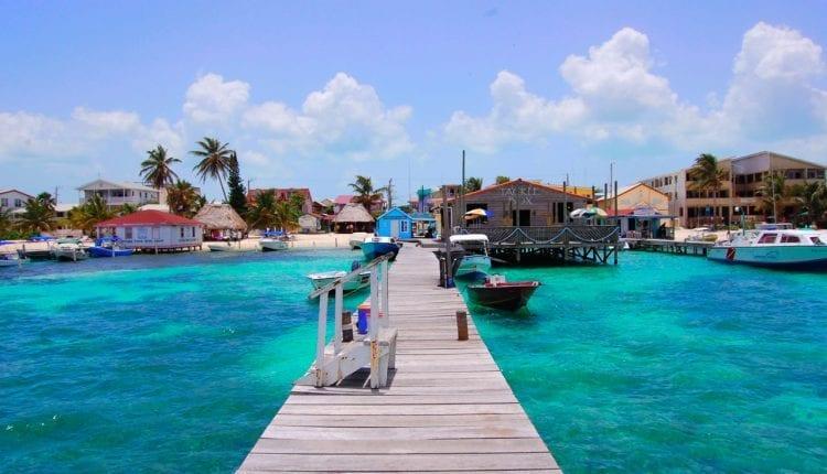 Belize San Pedro Beach