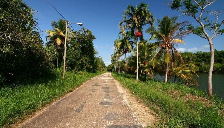 Infrastructure In Belize