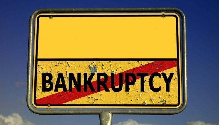 The affect of bankruptcy on residency in Panama.