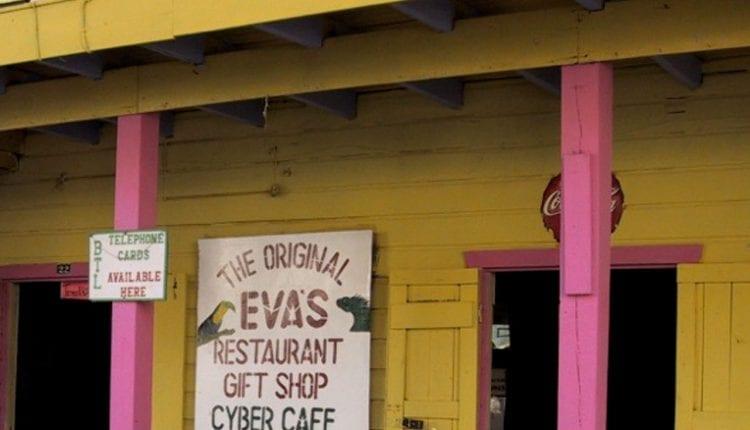 Eva's Restaurant Cayo Belize