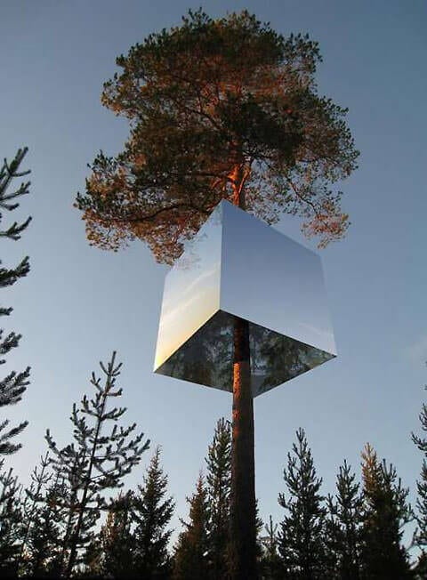 Mirrorcube sweden