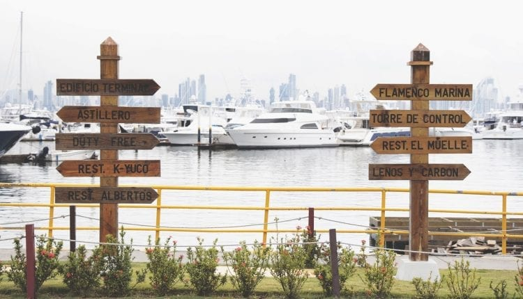 Where to live in Panama