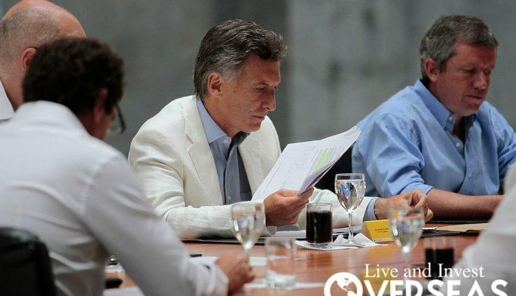Argentina's Mauricio Macri Wins Presidential Election