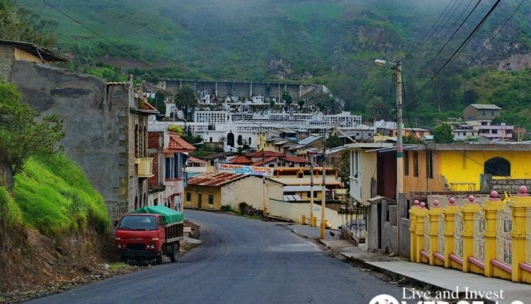 Health And Sanitation In Ecuador And Elsewhere In Latin America