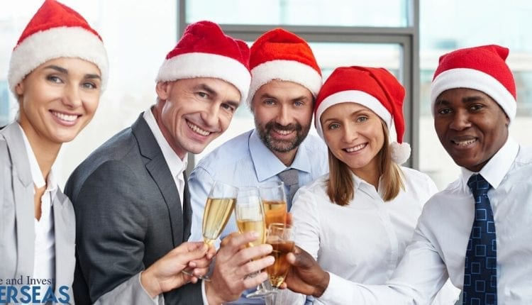 Celebrating Christmas Overseas With Expats