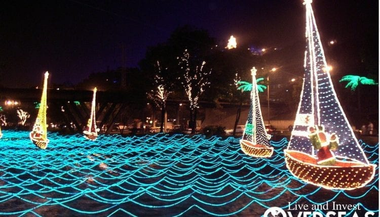 Christmas In Medellin Colombia