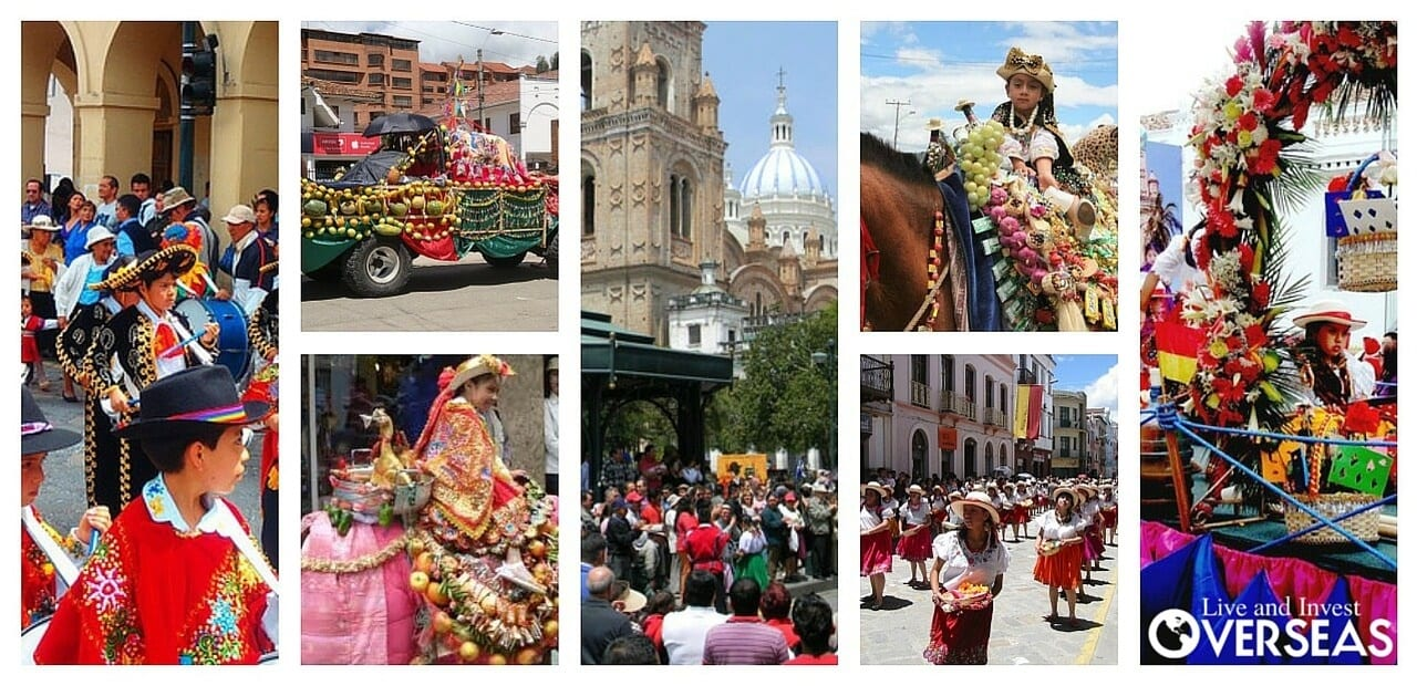 Celebrating Christmas In Cuenca, Ecuador