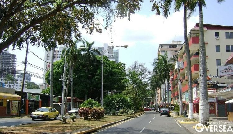 El Cangrejo Panama