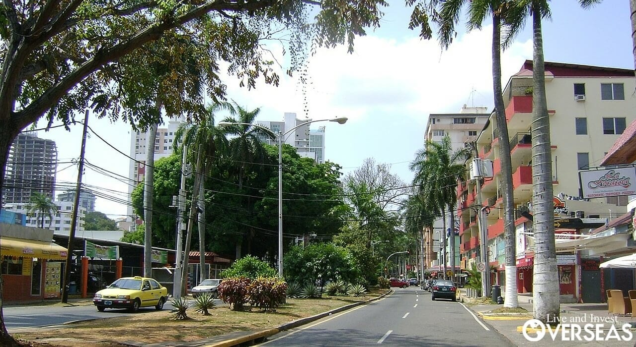 sex industry in panama