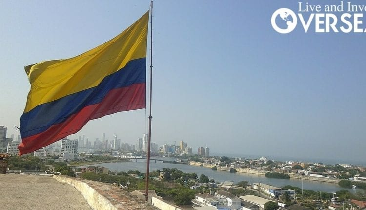 Colombia For Residency