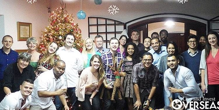 live and invest overseas team christmas