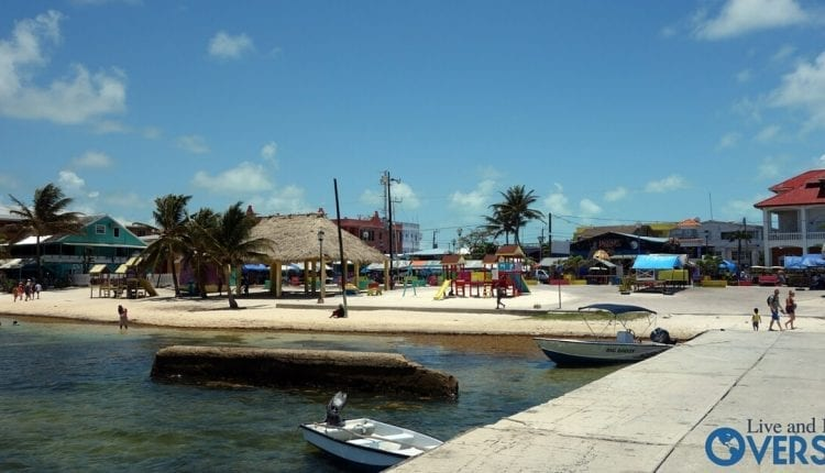 Life on Ambergris Caye, Belize