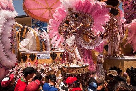 carnaval queen party