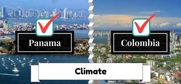 Panama And Colombia Climate