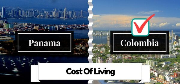 Panama And Colombia Cost of Living
