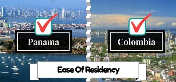 Panama And Colombia Residency