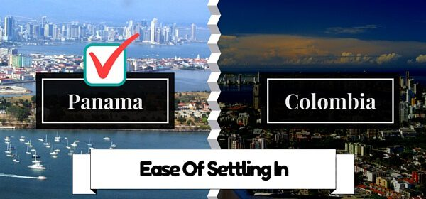 Panama And Colombia Ease of Settling In