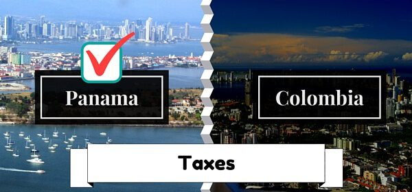 Panama And Colombia Taxes