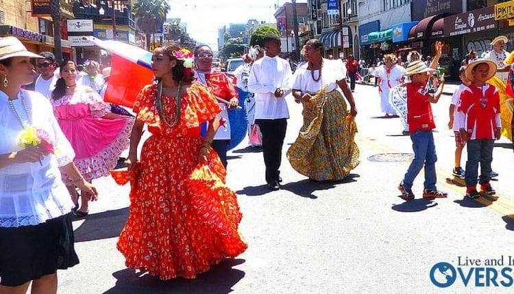 Panama's Carnaval celebrations and parade