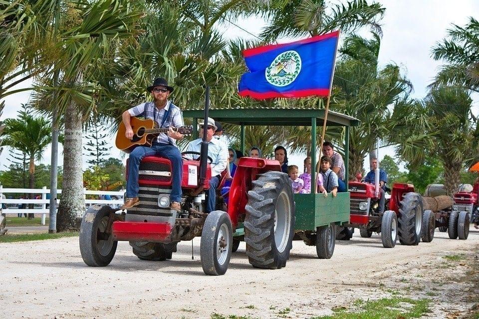 Mennonite community in Belize