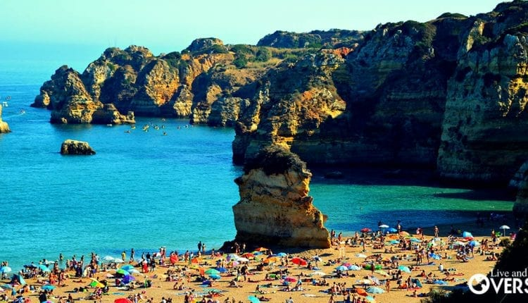 Life In Algarve is full of Beach, Simple and Great Times.