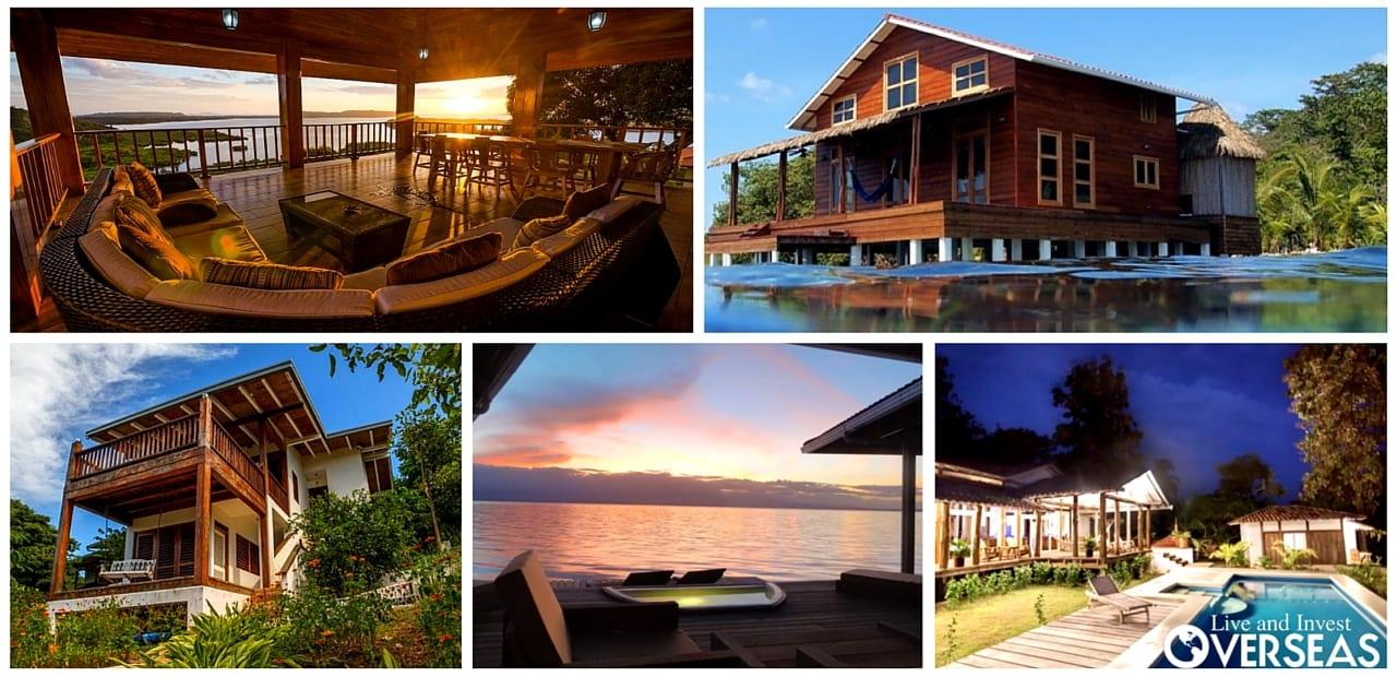 Republic Of Panama Rental Beach Houses