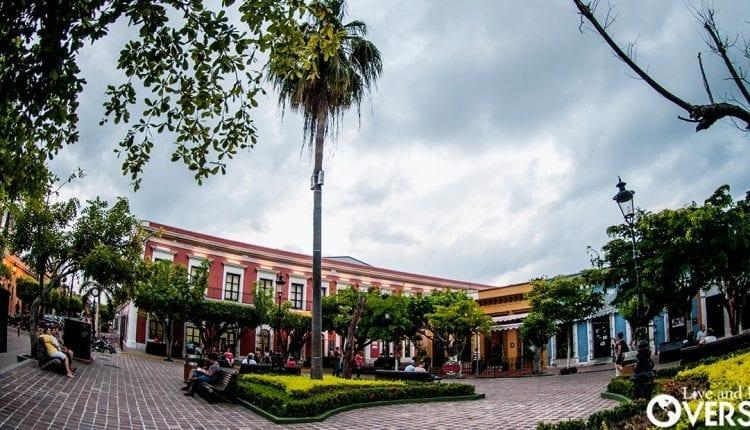 Plaza Machado, Mazatlán, México
