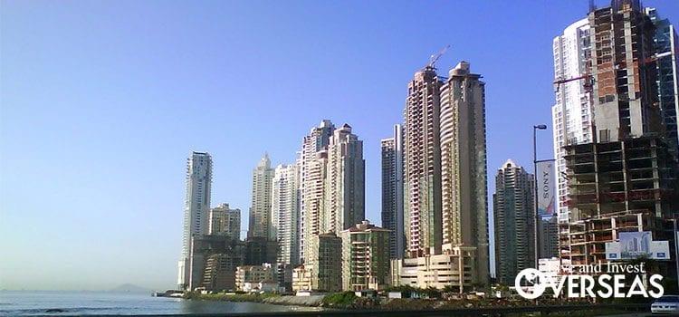 Real State Investors in panama creating new buildings in Panama City