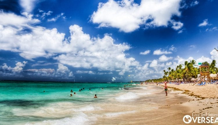 Punta Cana Beach - A major reason to start Investing in the Dominican Republic right now.