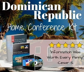 Dominican Republic Home Conference Kit