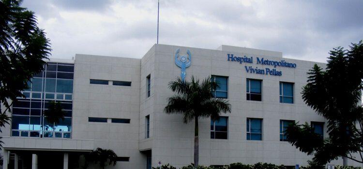 The Vivian Pellas Metropolitan Hospital in Nicaragua