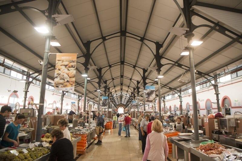 Loule Market, Portugal