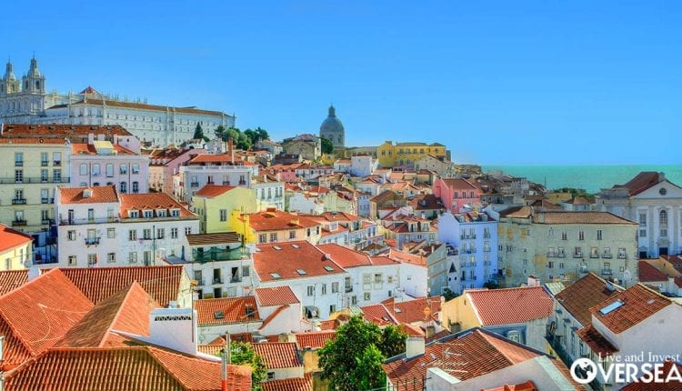 Lisbon, Portugal is a beautiful city with a long, romantic history tied to the sea.