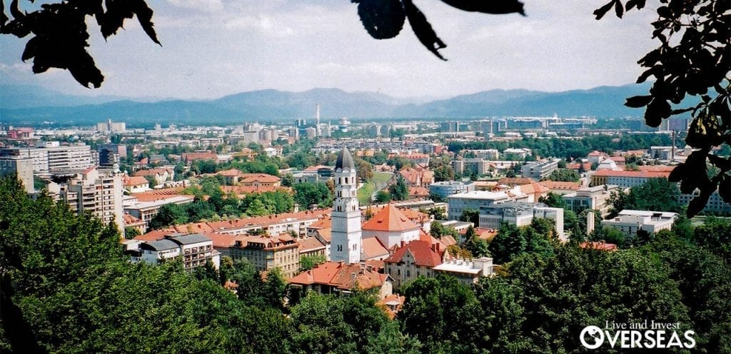 Ljubljana, Slovenia, is a lovely and affordable piece of the Old World.