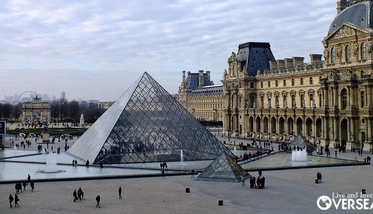 Imagine having the Louvre everyday after work or during retirement...how about Retiring in Paris?