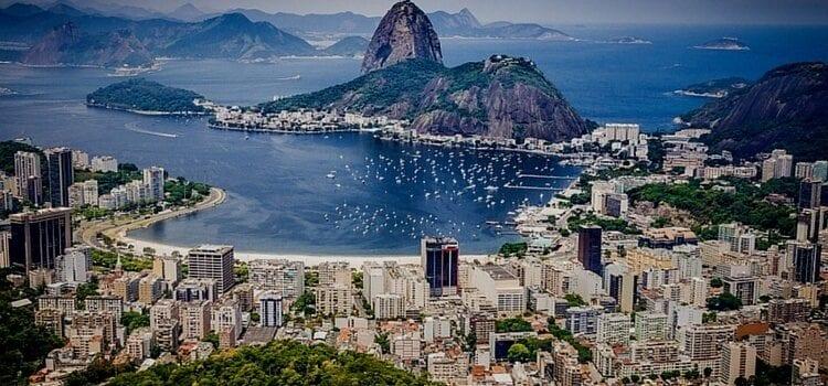 A view of the Brazil real estate market for Rio de Janeiro.