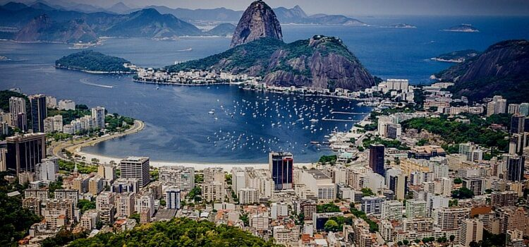 A view of the Brazil real estate market for Rio de Janeiro.